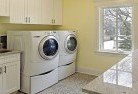 Coaldale Laundry renovations 2